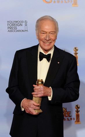 Christopher Plummer, Golden Globes